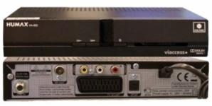Спутниковый ресивер Humax VA-5SD